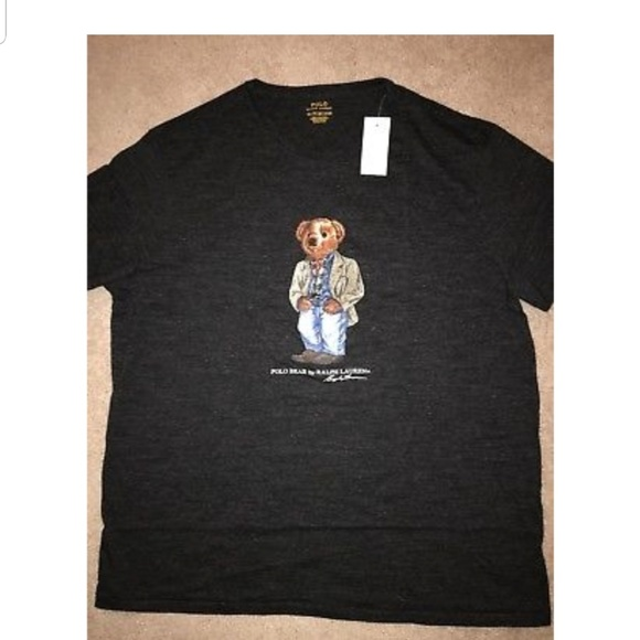 db544c6253fd8 Polo Ralph Lauren polo bear. NWT